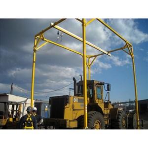 3m Dbi Sala Advanced Adjustable Quad Frame System